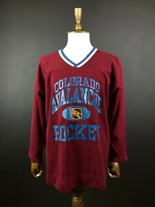 Starter Vintage Colorado Avalanche NHL Jersey Size L