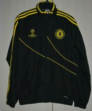 CHELSEA LONDON CHAMPIONS LEAGUE ZIP TRAINING FOOTBALL JACKET JERSEY ADIDAS