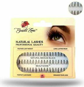Individual Eyelashes Flare Eyelash Cluster Eyelashes Knotted False Lash