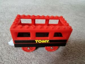 Thomas the Tank Engine TOMY TRACKMASTER Train Passenger Carriage VGC