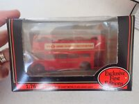 EXCLUSIVE FIRST EDITIONS 1:76 PRECISION DIE CAST OPEN TOP ROUTEMASTER 17901