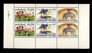 Netherland  08 Sc#B529A  1976    MNH