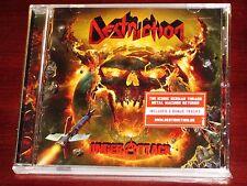 Destruction: Under Attack CD 2016 Bonus Tracks Nuclear Blast Records 3293-2 NEW