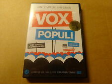 DVD / VOX POPULI ( TOM JANSEN, JOHNNY DE MOL... )