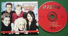 Steps Heartbeat & Tragedy CD Single