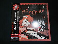 RED HOT CHILI PEPPERS-ONE HOT MINUTE Japan CD,Nirvana,Deftones,Alice In Chains