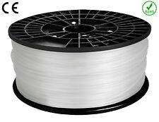 FILAMENT - FIL imprimante 3D ABS 1.75mm BLANC 1Kg  CE-ROHS  FAB175WHI