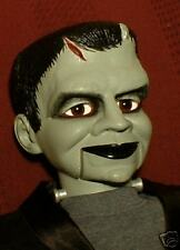 "Haunted Ventriloquist Doll ""EYES FOLLOW YOU"" Frankenstein Prop Dummy Puppet"