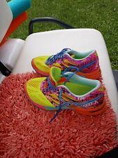 Asics Gel Noosa Tri 10 Womens Running Shoes Size 7 Neon Yellow Cross Training