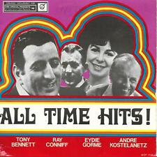 "Ray Conniff/Tony Bennett/Eydie Gormé All Time Hits! UK 45 7"" EP"