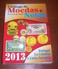 Portuguese Coins and Notes Catalog Ferreira da Silva 2013