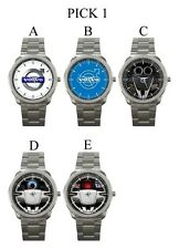 Volvo Car Automobile Logo Sport Metal Watch #PICK 1