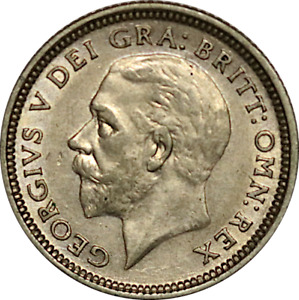 1926 Sixpence