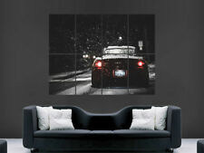 HONDA S2000 CAR POSTER SNOW WINTER  ART HUGE IMAGE LARGE WALL GIANT