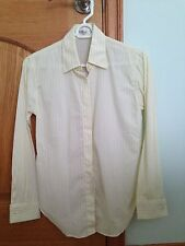 NWT Barney's New York 100% Cotton Shirt XS Made in USA