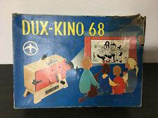 DUX-KINO 68 mit 4 Filmen und Originalverpackung