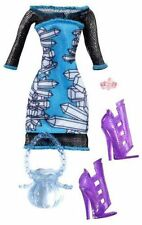 Mattel Y0401 Monster High Abbey Bominable Fashion Pack