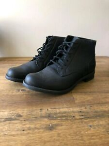Brand New Timberland Black Boots