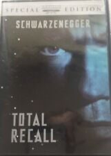 Total Recall DVD Special Edition **VG**LIKE NEW CONDITION