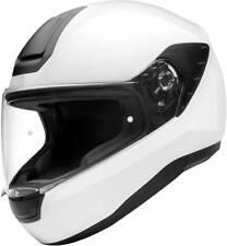 Schuberth R2 Blanco Brillante Casco de Moto - Medio