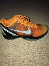 "2011 Nike Zoom Kobe 6 VI All Star ""Orange County (Sunset) Sz 9"