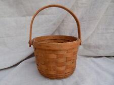 Small Fruit Basket 1991 Longaberger