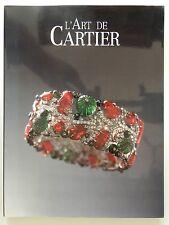 L'Art de Cartier Musee du petit Palais 20 octobre 1989  janvier 1990 Französisch