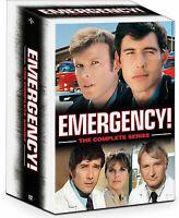 Emergency Complete TV Series DVD Seasons 1 - 6 + Final Rescues Box Set sealed