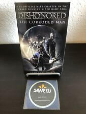 NEW DISHONORED THE CORRODED MAN NOVEL BOOK -BLEMISHED FAST FREE SHIPPING!!
