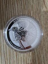 2018 Australian Kookaburra Perth Mint 1oz Silver Bullion Coin