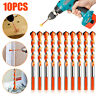Multifunctional Ultimate Drill Bits Ceramic Wall Glass Punching Hole Working 6mm