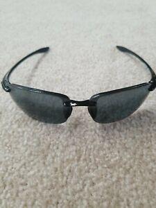 Maui Jim MJ Sport 407-02 Black Sunglasses