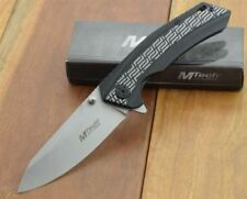 Aluminum Handle Pocketknife Collectable Modern Folding Knives