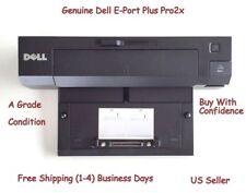 DELL Latitude E-PORT PLUS Docking  Station Replicator E5440 E5450 E5540 E5550