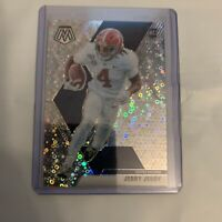 Jerry Jeudy Rookie Variation Disco SSP 2020 Mosaic No Huddle #206 Broncos