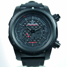 BALDIERI, MEN'S, PALOMBARI, AUTOMATIC DIVER SPORTS MODEL, 53MM, 20ATM, BLACK!