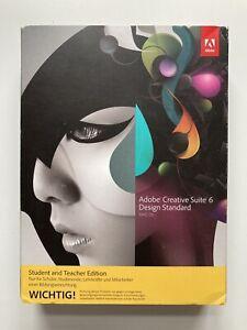 Adobe Creative Suite CS6 Design Standard Mac Photoshop