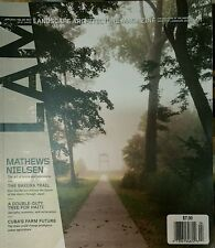 Landscape Architecture Mag LAM Mathews Nielsen Apr 2015 FREE PRIORITY SHIPPING
