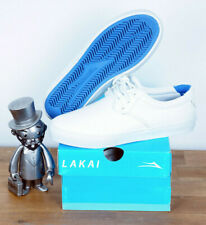 Lakai Footwear Skate Shoes shoes Daly white Canvas 7,5/40,5