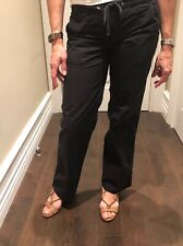 Victorias Secret London Chino - Black, size 0 short