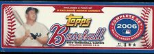 2006 TOPPS BASEBALL COMPLETE OPENED FACTORY RETAIL SET 1-660 + EXCLUSIVE RCs 1-5