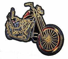 KINGS QUEENS CYCLE BIKE  MOTORCYCLE PATCH P8050 NEW jacket BIKER EMBROIDERIED