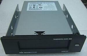 Tandberg Data 8636-RDX Quickstore 5,25 Internes USB 3.0 Backup Laufwerk RDX 8636