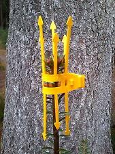 Terminaltriebschutz Verbissschutz Pflanzenschutz Tanne Fichte Gelb = 100 Stück A