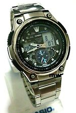 Casio Man's AQ190WD-1A Combination World Time Alarm Multi-Task Gear Sports Watch