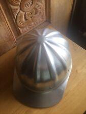 Vintage Superlite Fibre Metal Aluminum Hard Hat