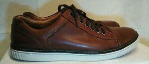 Johnston & Murphy Men's Shoes, Sheepskin,  Size 10M, Arch Support