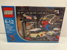 Lego Studios Marvel Spider-Man's First Chase 4850, Age 6-12, 188 pcs NEW SEALED