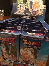 DRAGON BALL Z DBZ PANINI : Awakening STARTER DECK BOX 10 Decks NEW SEALED