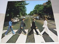 BEATLES-ABBEY ROAD LP Vinile 180g ri-masterizzato Lennon McCartney si uniscono